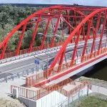 W Braniewie na Pasłęce stanął długo wyczekiwany most