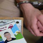 Z paszportami kibica chcieli przekroczyć zieloną granicę z Federacją Rosyjską [FILM]