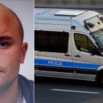 Sąd rejonowy w Ostródzie wydał list gończy za 27-letnim Adamem Żukowskim, który uciekł z policyjnego konwoju