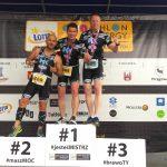 Rekordowa liczba uczestników zawodów triathlonowych w Lidzbarku nad Welem