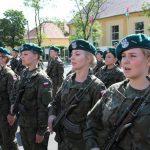 Prawie 1800 studentów złożyło przysięgę wojskową. Byli wśród nich ochotnicy z UWM