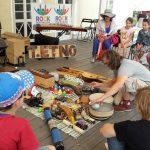 Setki instrumentów etnicznych z całego świata. W Olsztynie rozpoczynają się warsztaty T.Etno