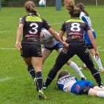 Zawodniczki KS Rugby Gietrzwałd zajęły 4 miejsce w Pucharze Polski