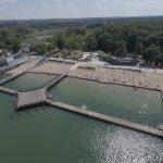 A my na to, jak na lato! Studio Radia Olsztyn na plaży nad jeziorem Ukiel [GALERIA i VIDEO]