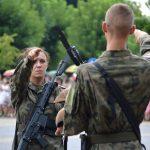 Kolejni terytorialsi złożyli w Morągu przysięgę wojskową