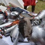 Pokazy rzemiosła, średniowieczne tańce i walki rycerskie. Na Polach Grunwaldu trwają przygotowania do rekonstrukcji bitwy