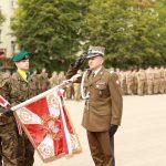 Zmiana na stanowisku dowódcy 15. Giżyckiej Brygady Zmechanizowanej