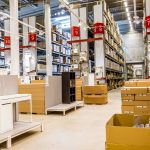W Lubawie powstał nowy magazyn IKEA Industry. Całkowita powierzchnia firmy jest równa 25 boiskom piłkarskim