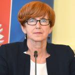 Minister Rafalska: Prowadzimy politykę, która wspiera zadania własne samorządu