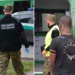 Kibice z Erytrei, Pakistanu i Nigerii zatrzymani na polsko-rosyjskiej granicy