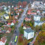 Kolejne zmiany na skrzyżowaniach w Olsztynie. Sygnalizatory kierunkowe zmieniane są na ogólne