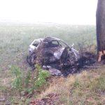 Wypadek w gminie Purda. Nie żyje 28-latek