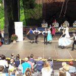 Dni Folkloru w Olsztynie zawładnęły Starym Miastem. Dziś rywalizowano w tańcach polskich