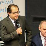 Żegluga śródlądowa na Warmii i Mazurach zdominowała spotkanie ministra Marka Gróbarczyk z mieszkańcami Ostródy