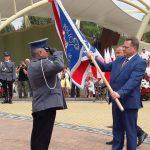 Podziękowania, nagrody i awanse. W Ełku odbyły się wojewódzkie obchody Święta Policji