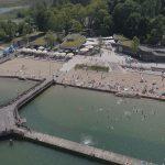 Olsztyński sanepid i OSiR informują: można się już kąpać w jeziorze Ukiel