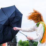 Silny wiatr na Warmii i Mazurach. Sprawdź, gdzie powieje najmocniej