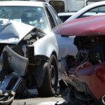 Wypadek na ul. Bałtyckiej w Olsztynie. Duże utrudnienia na drodze