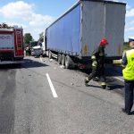 Wypadek w Kazimierzowie koło Elbląga. Nie żyje jedna osoba