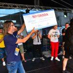NERV zwycięzcą konkursu młodych kapel na festiwalu piw rzemieślniczych Browariada w Ostródzie.