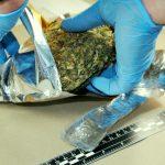 Dwaj dilerzy narkotykowi zatrzymani. Policja zabezpieczyła kilogram amfetaminy, tabletki ekstazy i marihuanę