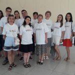 Ojczystego języka uczą za granicą.  Do Polski przyjechali na na specjalne warsztaty dokształcające