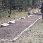 """Młodzi ludzie z trzech państw odnowili wojenny cmentarz. """"W takich miejscach uczymy się historii zarówno naszego regionu, jak i Europy"""""""