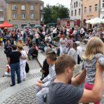 Konkursy, zabawa, koncerty. Tłumy odwiedziły olsztyńskie Stare Miasto [ZDJĘCIA]