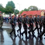 Prawie 200 żołnierzy Wojsk Obrony Terytorialnej złożyło przysięgę w Bemowie Piskim