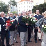 Elblążanie uczcili 38. rocznicę podpisania Porozumień Sierpniowych