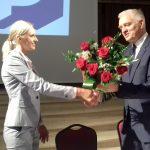 Jarosław Gowin przedstawił kandydatkę partii Porozumienie na prezydenta Ełku
