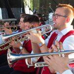 W Lidzbarku odbywa się pierwszy na Warmii i Mazurach przegląd orkiestr dętych OSP