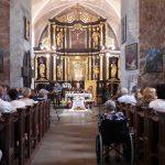 104. rocznica wymarszu Pierwszej Kompanii Kadrowej. Uroczystości odbyły się w sanktuarium w Stoczku Klasztornym