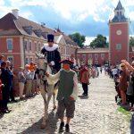 Huczne świętowanie 710-lecia nadania praw miejskich Lidzbarkowi Warmińskiemu