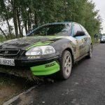 Rajdowcy zakończyli w tym sezonie mistrzostw Polski zmagania na asfalcie