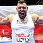 Konrad Bukowiecki mistrzem Polski w pchnięciu kulą!