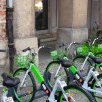 Nowe rowery i stacje. Mieszkańcy Olsztyna oraz turyści mają do dyspozycji dwukrotnie więcej miejskich jednośladów