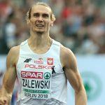 Karol Zalewski tuż za podium na mistrzostwach Europy w Berlinie