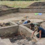 """Kolejne archeologiczne znalezisko w """"warmińskich Pompejach"""" koło Barczewka"""