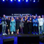 Współpracujący z Radiem Olsztyn Łukasz Adamski laureatem Nagrody Polskiego Instytutu Sztuki Filmowej w kategorii Krytyka filmowa