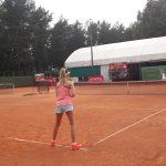 Reprezentantki Warmii i Mazur walczą w tenisowych mistrzostwach amatorek