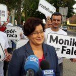 """Monika Falej kandydatką """"Wspólnego Olsztyna"""" do walki o fotel prezydenta miasta"""