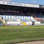 Stadion Stomilu z nową murawą. Koszt inwestycji to 6,5 miliona złotych