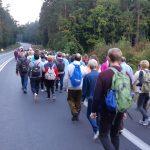 Pielgrzymi wyruszyli z Gietrzwałdu. Na Jasną Górę dotrą 12 sierpnia