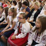 Spotkanie rodziców, uczniów i nauczycieli w Zespole Szkół z Ukraińskim Językiem Nauczania