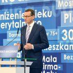 Mateusz Morawiecki: Warmia i Mazury to jedno z województw, które najgorzej sobie radzi ze środkami unijnymi
