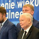 Prezes Jarosław Kaczyński i premier Mateusz Morawiecki byli specjalnymi gośćmi porannego programu Radia Olsztyn