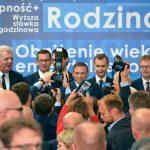 Jarosław Kaczyński w Olsztynie: Trzeba doprowadzić do tego, aby samorządy czyniły dobro, konsolidowały i rozwijały społeczeństwo