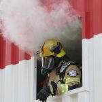 Pracowita noc strażaków. Groźne pożary w Nowym Mieście Lubawskim i w Lenartach