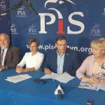 Politycy PiS krytycznie o rządach PO w samorządach